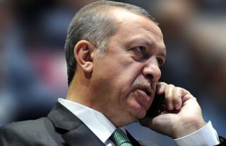 Obama, Cumhurbaşkanı Erdoğan'ı Aradı