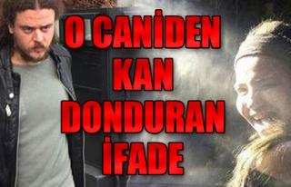 Üniversiteli Zülal'i Öldüren Caniden Kan Donduran...