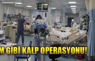 Film Gibi Kalp Operasyonu