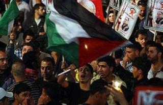 İsrail'de Filistinli Tutukluların Zaferi