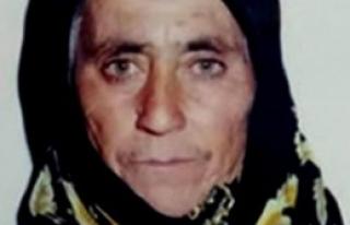 Kayıp Olan Yaşlı Kadın Ölü Bulundu
