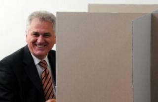 Sırbistan Yeni Cumhurbaşkanını Seçti