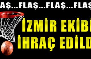 Potada İzmir ekibine şok
