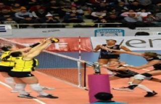 Çanakkale Belediyespor: 1 - Fenerbahçe: 3