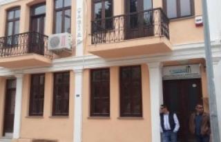 Çanakkali İşadamları Derneği'ne Polis Baskını