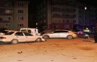 Çankırı'da Kaza: 4 Yaralı