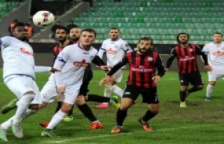 Çaykur Rizespor 1 - 0 Orhangazispor
