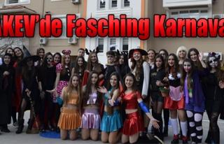 TAKEV'de Fasching Karnavalı