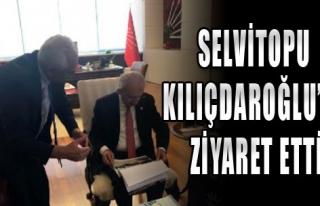 Selvitopu Ve Yıldız, Kılıçdaroğlu'nu Ziyaret...