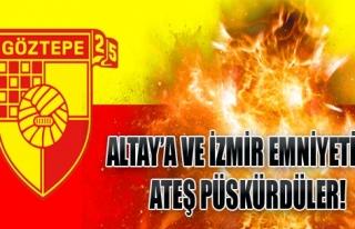 Göztepe Zehir Zemberek!