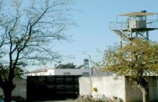 Cezaevi Bahçesinde Tabancayla Vuruldu