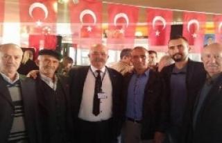 CHP Dikili'de Şener Güven Tazeledi