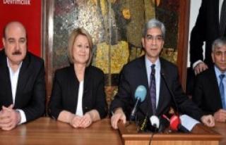 CHP İl Başkanı İstifa Etti