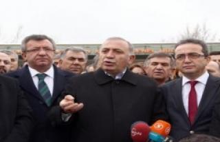 CHP, TRT'yi Protesto Etti