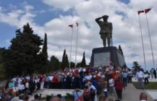 CHP'den Zafer Kutlaması Ve Bayramlaşma