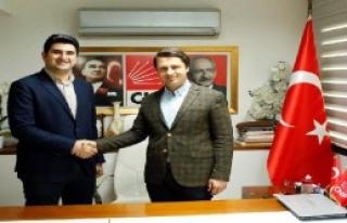 CHP'li Adıgüzel'den İzmir Ziyareti