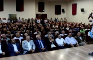 CHP'li Bakan'dan Seçim Hesabı