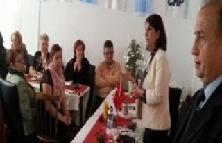 Chp'li Gaye Usluer: Kadına Şiddet Ak Parti Zamanında...