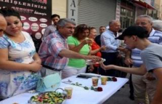CHP'liler Bayram Kutlamasında Buluştu