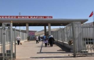 Cilvegözü Sınır Kapısı Yeniden Açıldı
