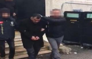 Cinayet Sanığı Van'da Yakalandı
