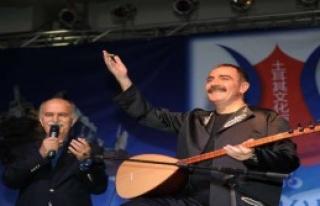 Çin'deki Türk Festivaline Muhteşem Final