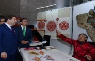 Çinliler 'Yeni Yıl'a Maltepe'de Girdi