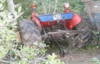 Traktör İle Oyun Ölüm Getirdi