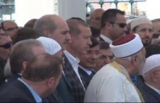 Fatih Camii'nde Buluştular