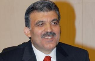 Cumhurbaşkanı Gül''ün Üç Dileği