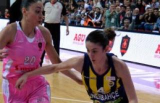 Abdullah Gül Üniversitesi-Fenerbahçe: 75-62