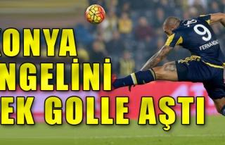 Fenerbahçe 1-0 Torku Konyaspor