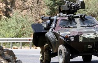 Hakkari'de 1 Terörist Öldürüldü