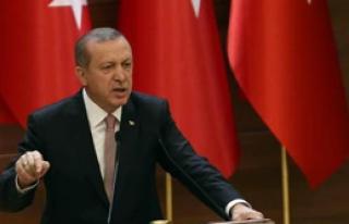 Erdoğan Kadınlara Seslendi
