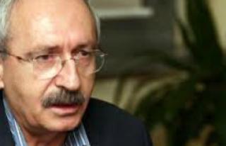 Kılıçdaroğlu: İkili görüşme terörle mücadeleyi...