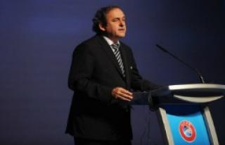 Platini Fenerbahçe Çıkışı