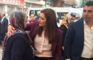 Kadın Adaydan Davutoğlu'ne 'Eş' Eleştirisi