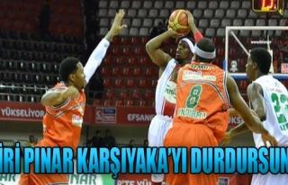 Pınar Karşıyaka:89-Banvit:64