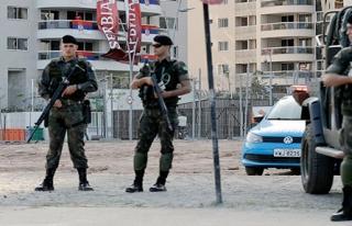 Rio'da Üst Düzey Güvenlik