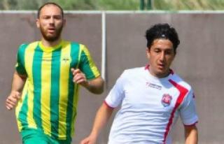Manavgatspor-Madranspor: 1-1
