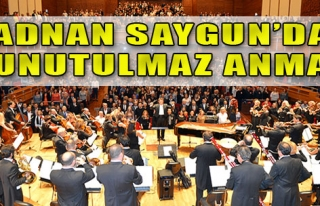 Hem Ata'ya Hem de İzmir'e Çok Yakıştı