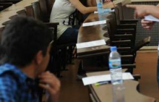Kopya skandalı'nda 148 aday kayıp