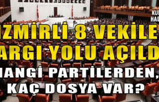 İzmir'den Hangi Vekiller Yargılanacak?