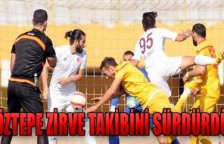 Göztepe'nin Zirve İnadı!