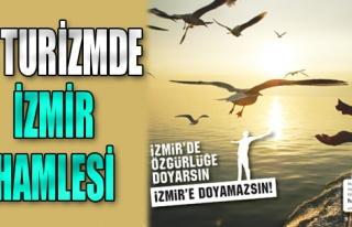 İç Turizmde İzmir Hamlesi