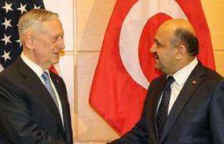 Fikri Işık, ABD Savunma Bakanı'yla Görüştü