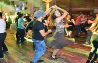 Dansçılar Marmaris'te Buluştu