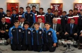 Dardanelspor Yıldız Yetiştiriyor