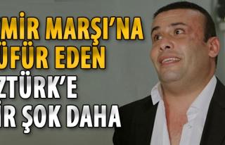 İzmir Marşı'na Küfür Eden Öztürk'e Bir Şok...