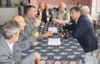 CHP'li Sındır'dan Bakırçay Turu
